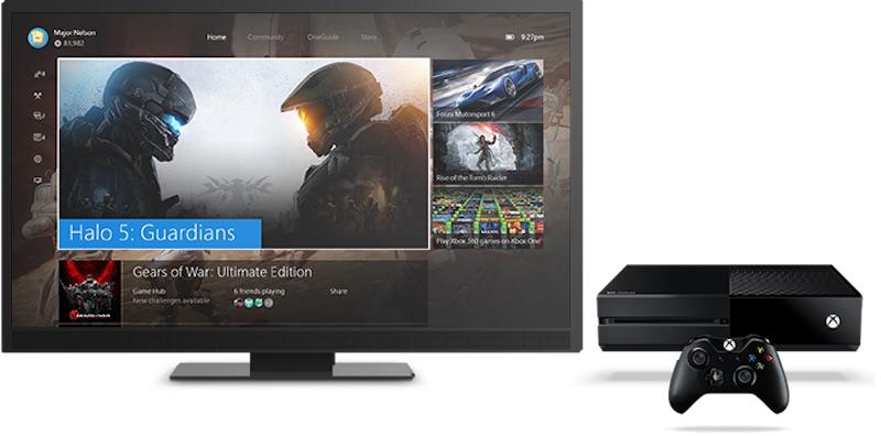 Xbox One to Get Backwards Compatibility, Windows 10 on November 12
