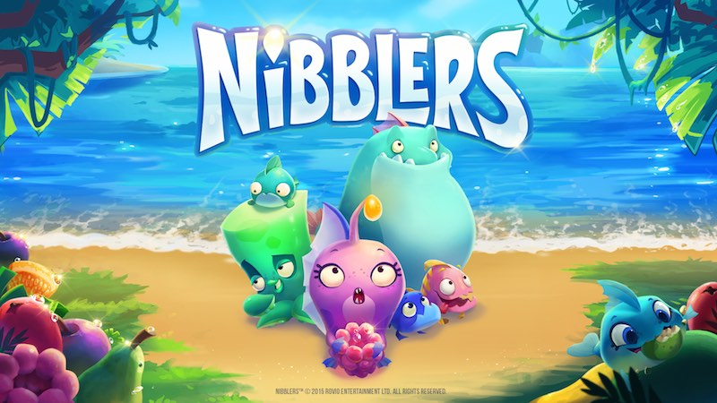 Angry Birds Creator Launches Candy Crush Clone 'Nibblers' for Android and iOS