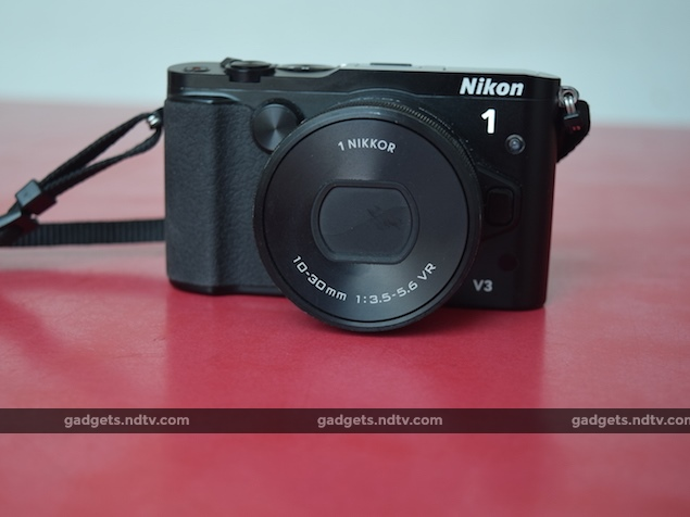 Nikon 1 V3 Review: The Fast and Furious MILC