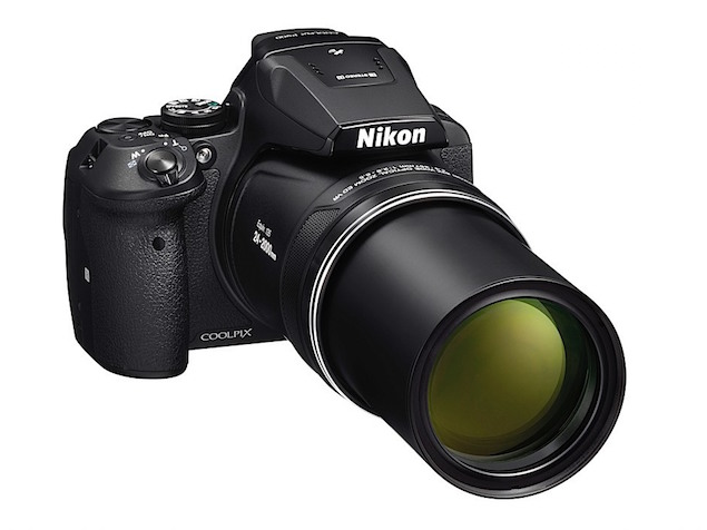 Nikon D7200 DSLR Camera, Coolpix P900 With 83x Zoom Lens Launched ...