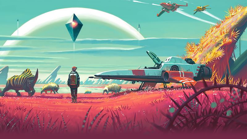 No Man's Sky Release Date, Price, Limited Editions Revealed for PS4 and PC