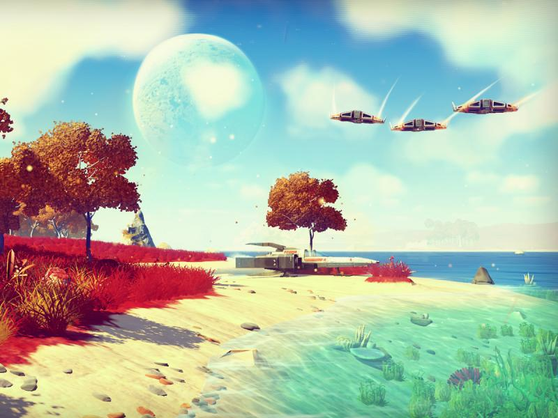 Leaked Promotional Material Reveals What Could Be No Man's Sky Release Date