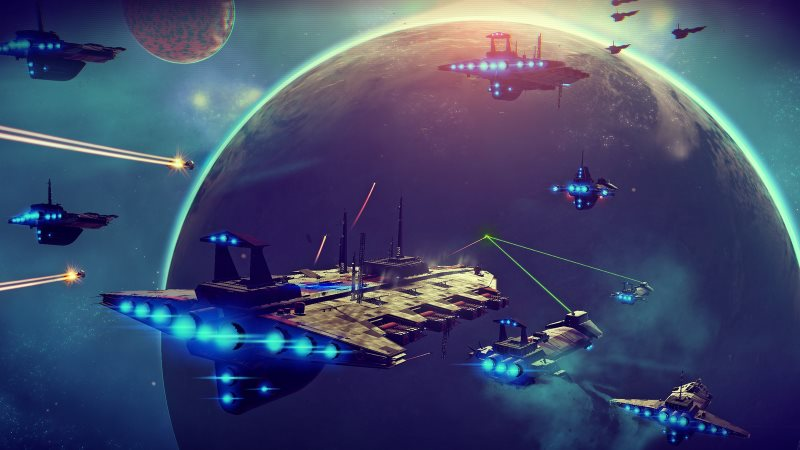 No Man's Sky Release Date for PS4 Delayed in India