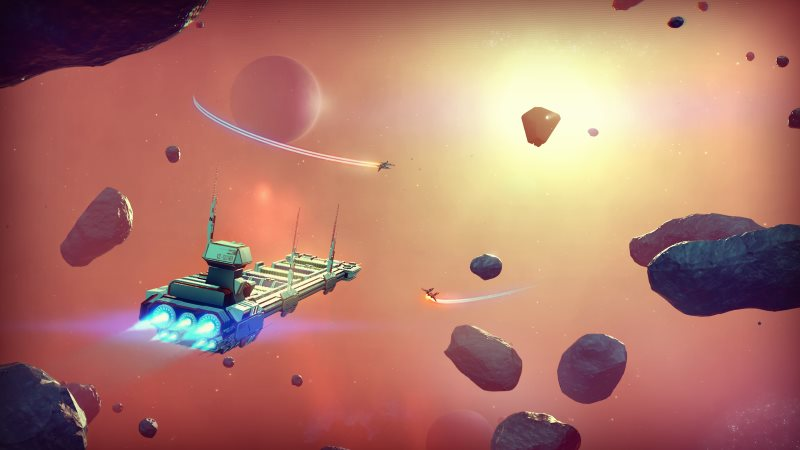 No Man's Sky First Update Is Quite an Overhaul