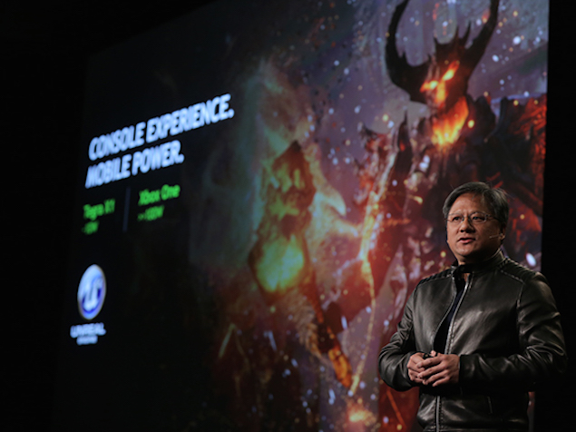 Nvidia Tegra X1 Unveiled as First Teraflop Mobile SoC at CES 2015