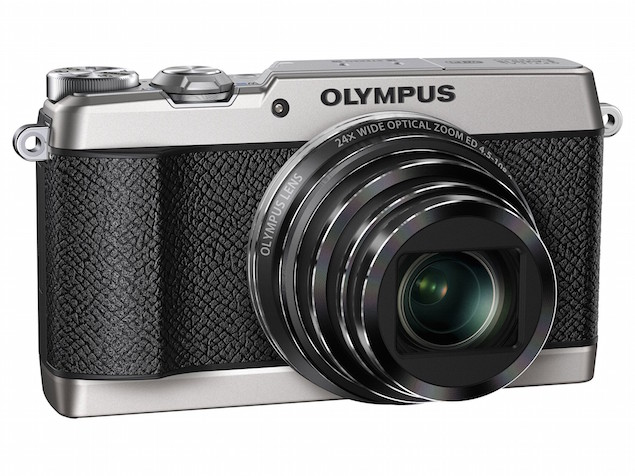 Olympus Stylus SH-2 Launched With Nightscape Modes and RAW Support