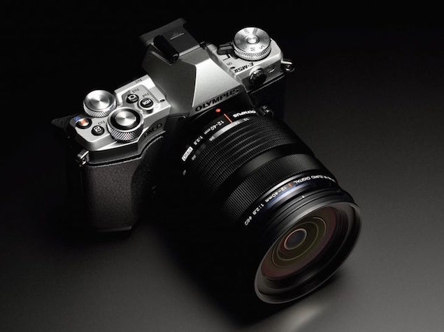 Olympus Air, E-M5 Mark II, and Stylus TG-860 Cameras Launched