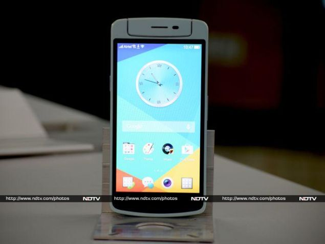 Oppo N1 Mini Review: Do the Twist