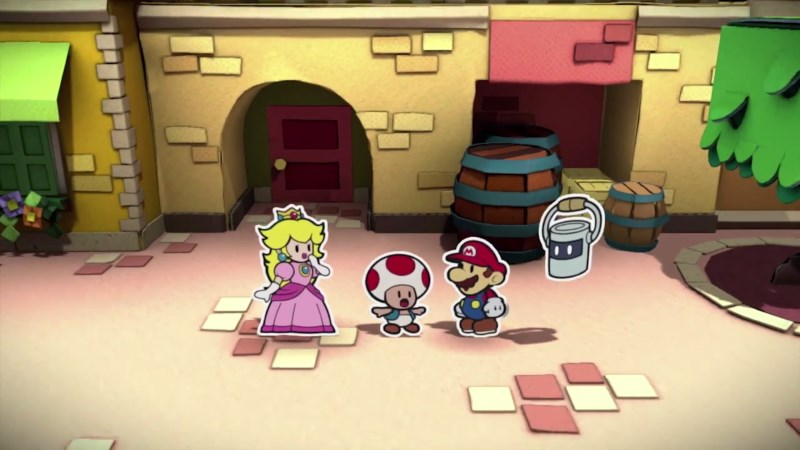 A New Paper Mario Game Will Arrive This Year