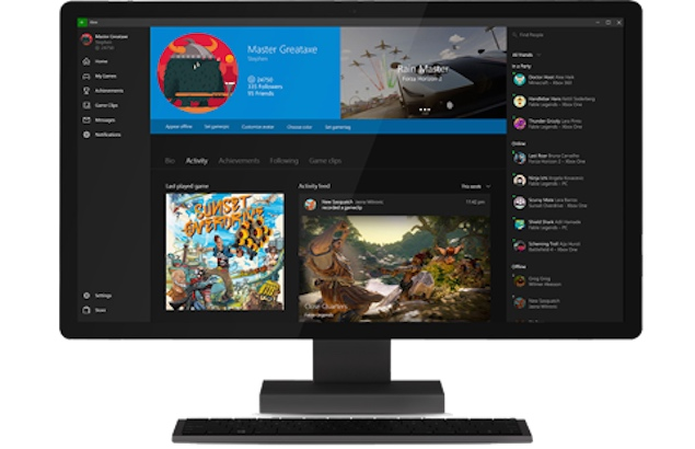 Microsoft Working on Streaming Windows 10 PC Games to Xbox One
