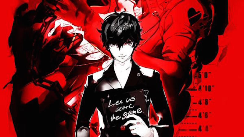 PS4 and PS3 Exclusive Persona 5 Not Coming to India
