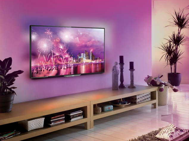 philips launches new range of 4k uhd led tvs in india. Black Bedroom Furniture Sets. Home Design Ideas