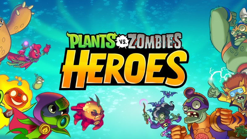 Plants vs Zombies Meets Hearthstone in EA's New Mobile Game