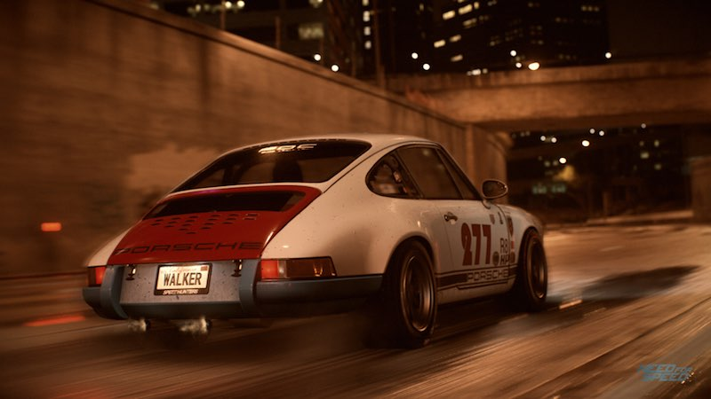 Need for Speed PC Requirements Announced