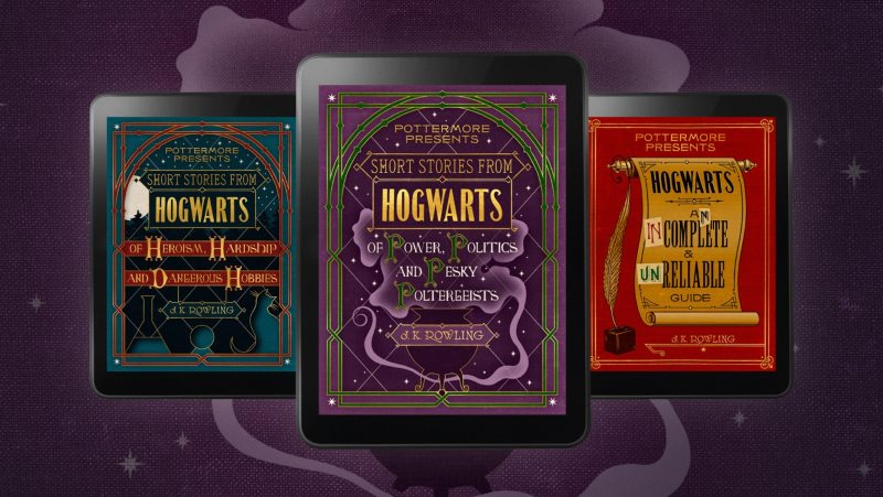 Harry Potter Franchise Is Getting 3 New Ebooks, Announces J.K. Rowling