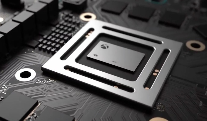 Xbox Scorpio Specifications and Features Announced