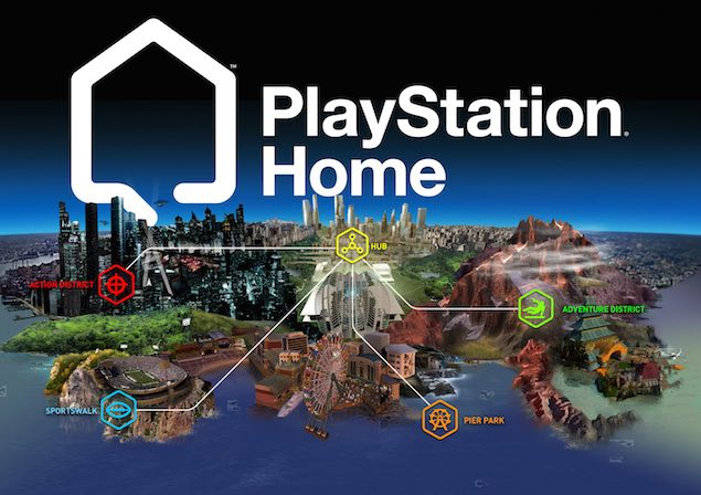 At Home but Not Alone: How PlayStation Home Pioneered Social Spaces in Gaming