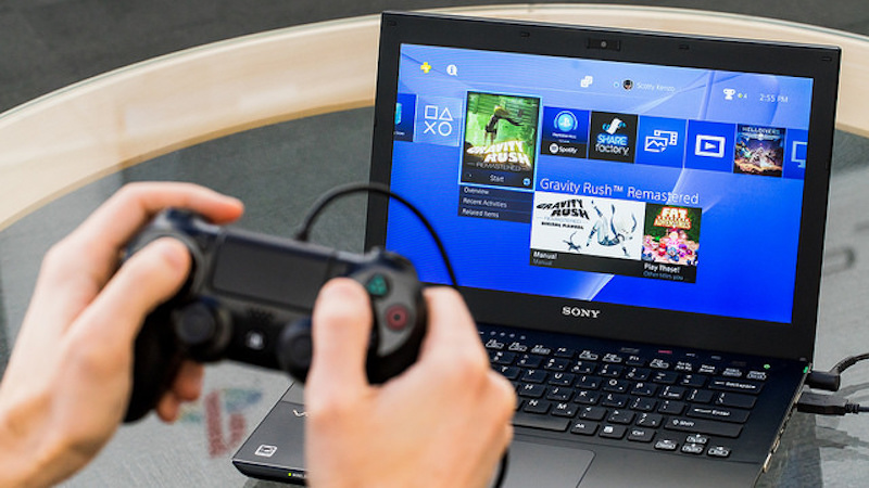 Soon You Can Play PS4 Games on Your PC