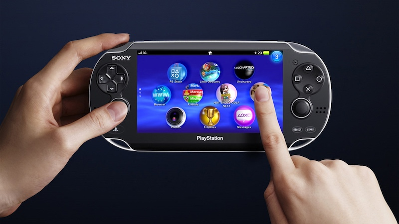 Sony Rules Out PS Vita Successor Due to Popularity of Smartphones