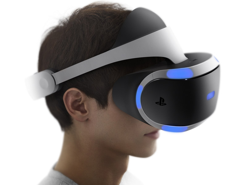 PlayStation VR to Cost More Than the Oculus Rift?