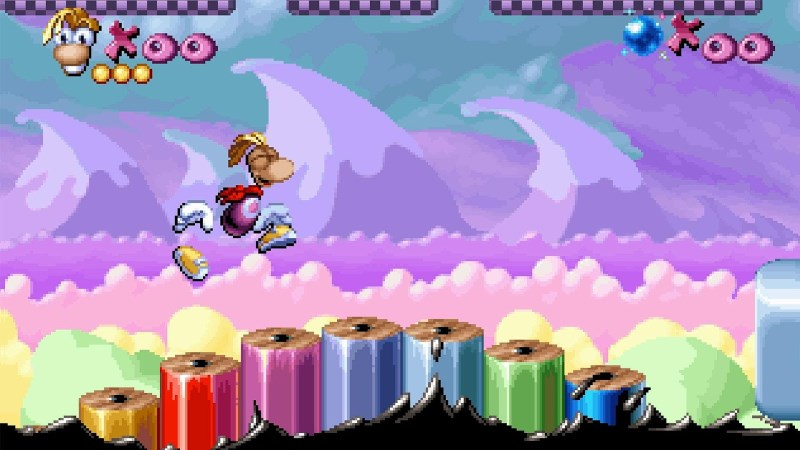 The Original Rayman Is Now Also on Android