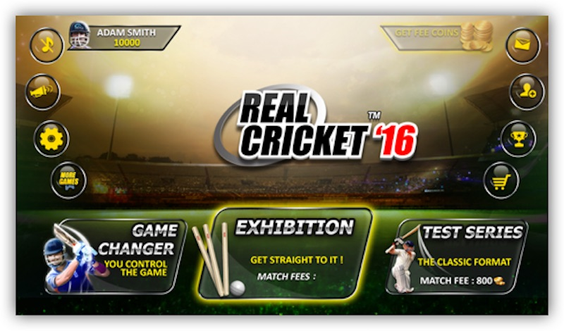 Real Cricket 16 Hits 10 Million Downloads, New Game Modes