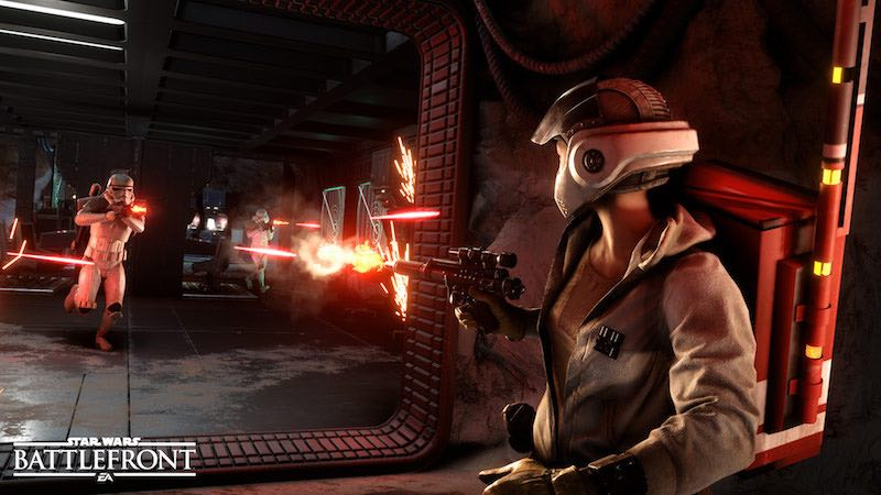 Star Wars Battlefront 2 Could Be Revealed on April 13