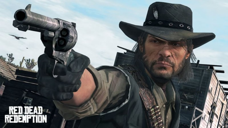 Red Dead Redemption's Appearance on Xbox One Was a Mistake: Microsoft