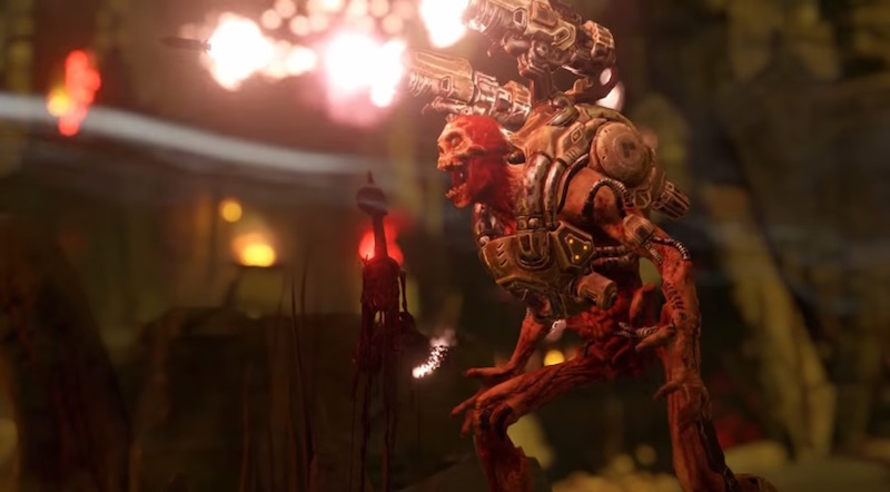 New Doom Announced and Detailed by id Software and ...