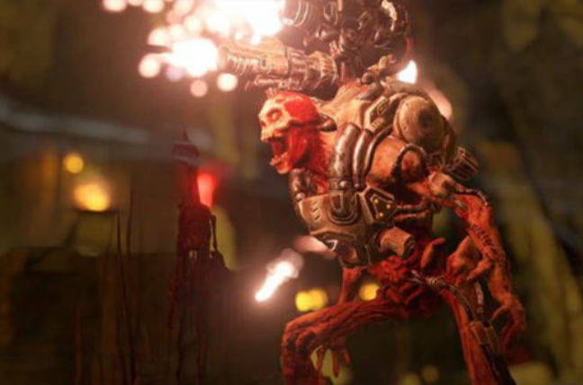 Doom Teaser Trailer Promises Gameplay Reveal At E3 2015