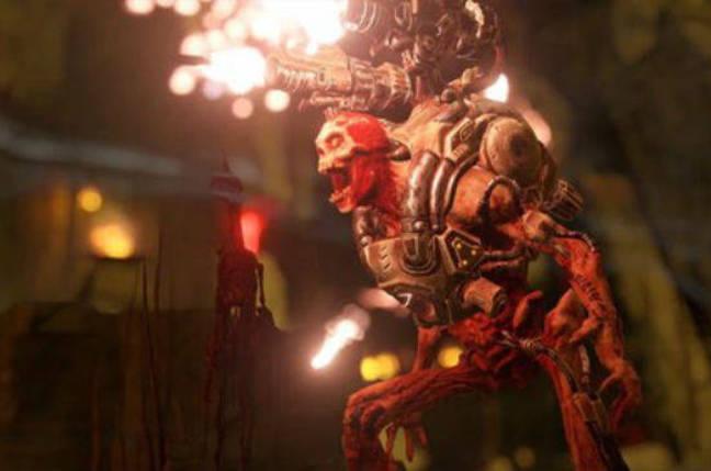 Doom Teaser Trailer Promises Gameplay Reveal at E3 2015