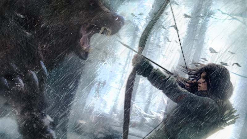 Rise Of The Tomb Raider Pc Requirements Price In India Revealed
