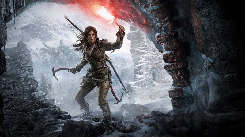 UK Video Game Industry, Home of Lara Croft, Fights Gender Imbalance