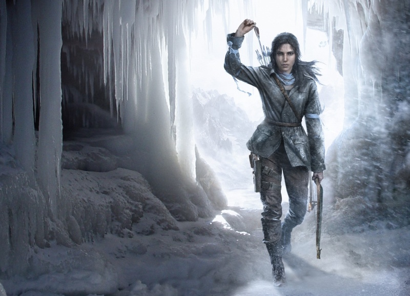 Rise of the Tomb Raider PC Free with Nvidia Cards; Disc Edition India Price Revealed