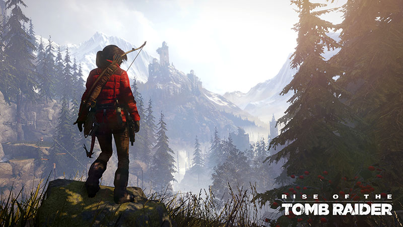 Rise of the Tomb Raider Coming to Windows in January