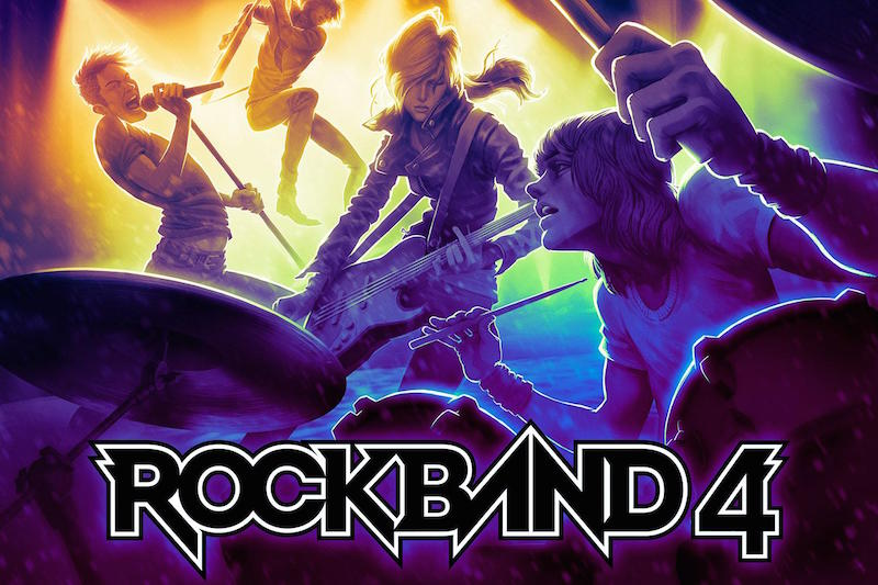 Rock Band 4 Listed for India, Priced at Rs. 13,990 Upwards
