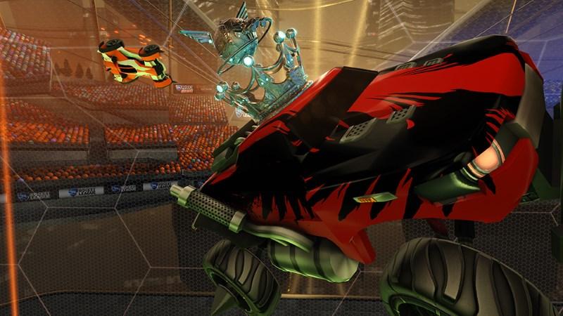 Rocket League Season 2 Update Revamps Ranked Play Among
