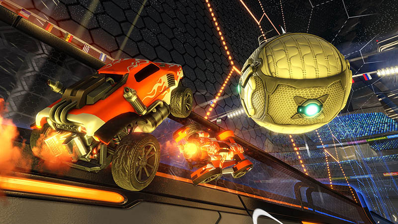 Rocket League Gets Cross-Platform Play on PS4