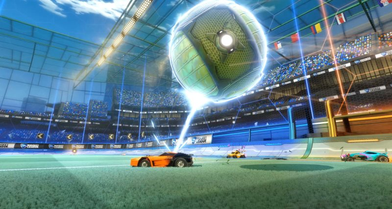Rocket League for Nintendo Switch Announced With Exclusive Features: Nintendo at E3 2017