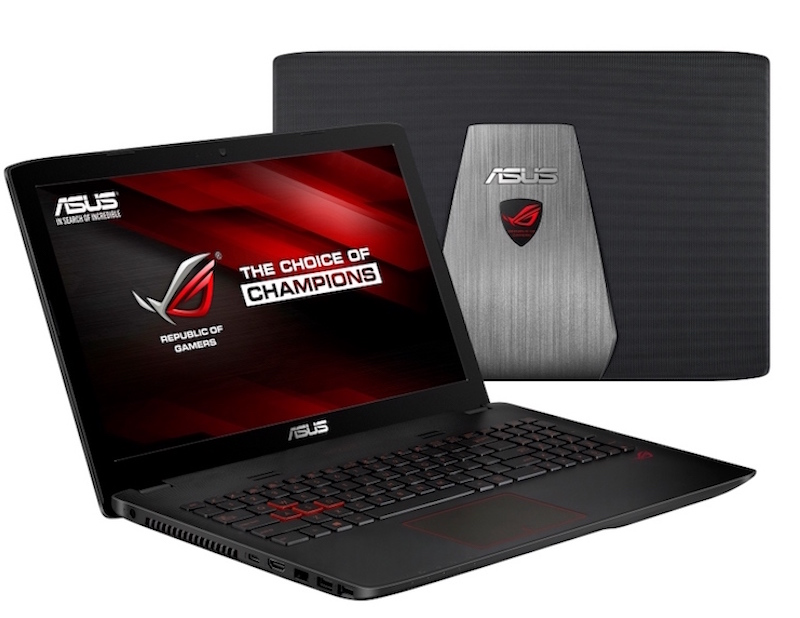 Asus ROG GL552JX Gaming Laptop Launched at Rs. 80,990