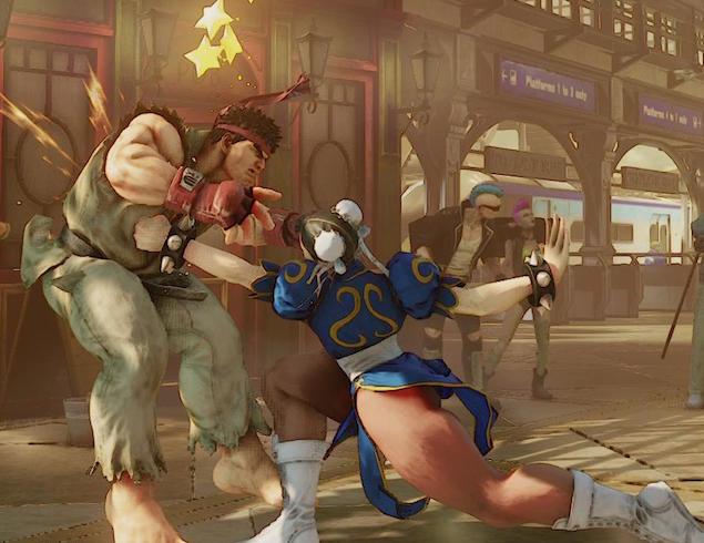 Capcom Removes Street Fighter V Beta Access