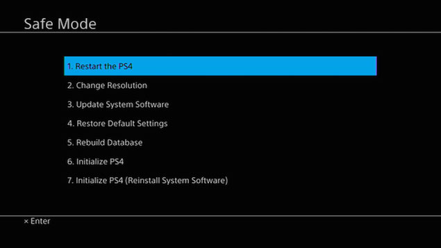 How to Reinstall Your PS4's System Software | NDTV