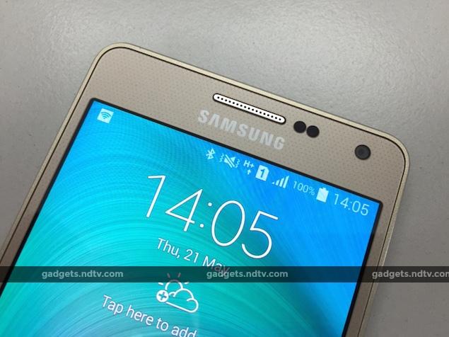 Samsung Details Improved Batteries, Camera Sensors for Future Devices