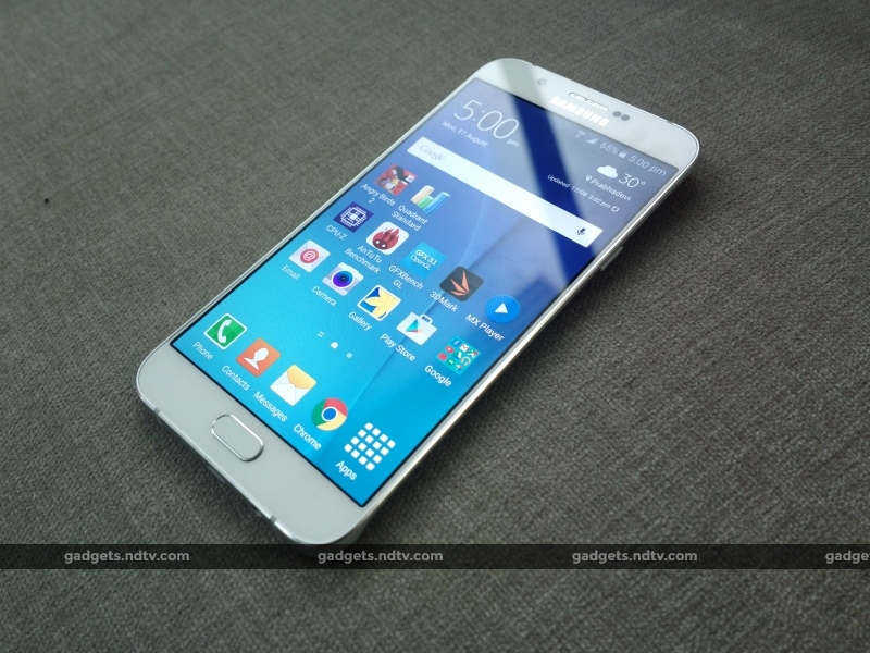 Samsung Galaxy A8 Review Feels So Flagship