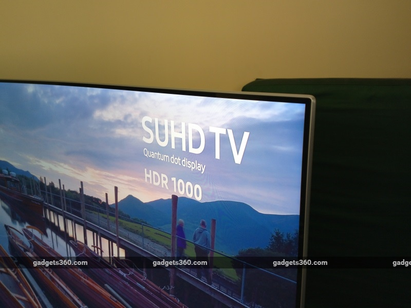 Samsung SUHD 65KS9000 HDR LED TV Review