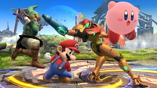 Games Inbox: Super Smash Bros