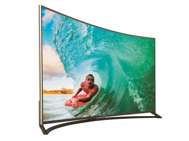 sansui india launches new range of televisions including curved 4k tv technology news. Black Bedroom Furniture Sets. Home Design Ideas