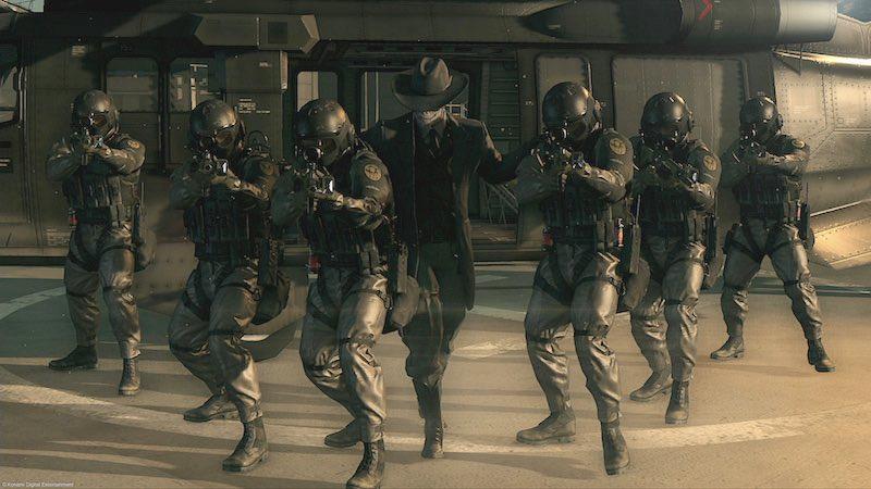 Weekend Steam Sale Discounts Metal Gear Solid 5: The Phantom Pain