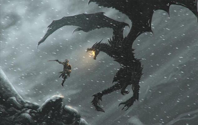 Retailer Leaks Skyrim Remaster Release Date