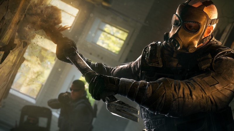 Rainbow Six Siege Beta Extended, Will Not Have Single-Player